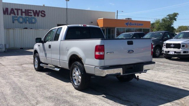2007 Ford F-150 XLT 2 Door 4X4 5.4L 24-Valve EFI FFV V8 Engine