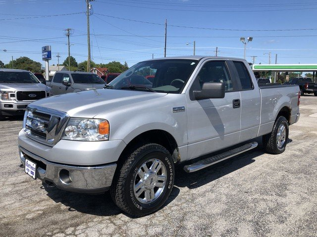 2007 Ford F-150 XLT 2 Door 5.4L 24-Valve EFI FFV V8 Engine Truck 4X4 Automatic