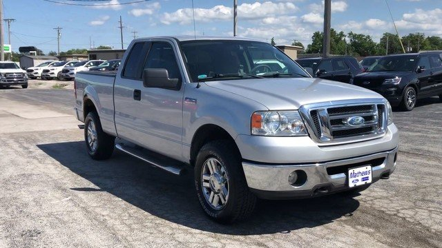 2007 Ford F-150 XLT Truck 2 Door 4X4 Automatic