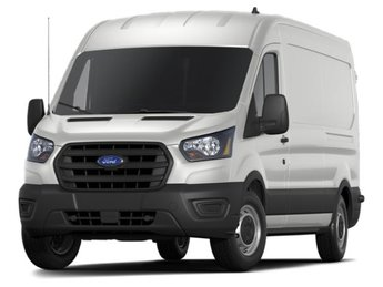 2020 Oxford White Ford Transit-350 Cargo Base RWD Automatic 3.5L V6 Engine 3 Door