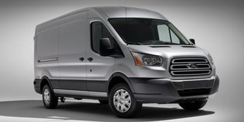 2019 WHITE Ford Transit Van 3 Door Van Automatic RWD