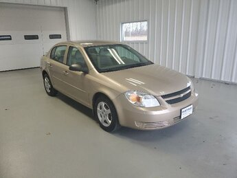 2006 GOLD Chevrolet Cobalt LS FWD 4 Door Manual Sedan