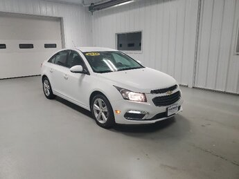 2015 Chevrolet Cruze LT FWD 4 Door Ecotec Turbo 1.4L VVT DOHC 4-Cyl Sequential MFI Engine Automatic