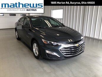 2021 Chevrolet Malibu LS 4 Door FWD 1.5L Turbo DOHC 4-Cyl DI Engine Car