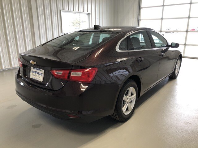 2021 Chevrolet Malibu LS 4 Door 1.5L Turbo DOHC 4-Cyl DI Engine Car FWD