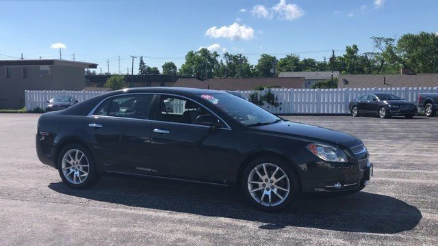 2009 Chevrolet Malibu LTZ FWD 3.6L DOHC V6 VVT SFI Engine Automatic Sedan