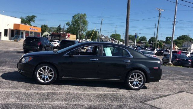 2009 Imperial Blue Metallic Chevrolet Malibu LTZ Sedan Automatic 3.6L DOHC V6 VVT SFI Engine 4 Door