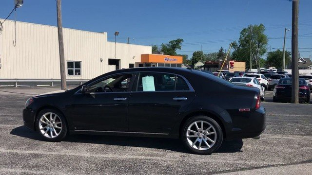 2009 Chevrolet Malibu LTZ Sedan 4 Door Automatic 3.6L DOHC V6 VVT SFI Engine