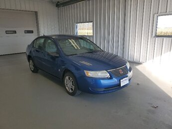 2005 Pacific Blue Saturn Ion ION 2 2.2L DOHC SFI 16-Valve I4 Ecotec Engine 4 Door Automatic FWD Car