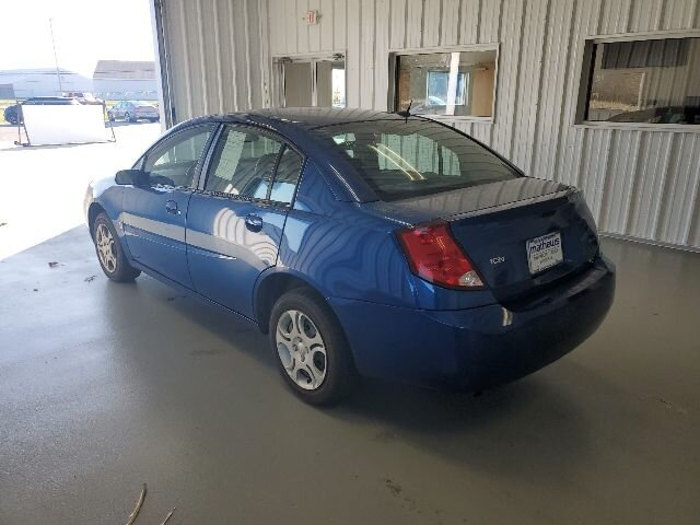 2005 Saturn Ion ION 2 4 Door 2.2L DOHC SFI 16-Valve I4 Ecotec Engine FWD Sedan Automatic