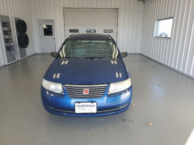 2005 Saturn Ion ION 2 2.2L DOHC SFI 16-Valve I4 Ecotec Engine Automatic FWD 4 Door Sedan