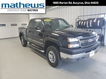 2005 Chevrolet Silverado 2500HD LS Automatic Duramax 6600 Turbo Diesel V8 Engine Truck