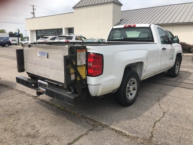 2014 Chevrolet Silverado 1500 Work Truck 2 Door EcoTec3 5.3L V8 Flex Fuel Engine Truck