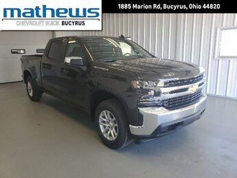 2021 Chevrolet Silverado 1500 LT 4X4 4 Door Duramax 3.0L Turbo-Diesel I6 Engine