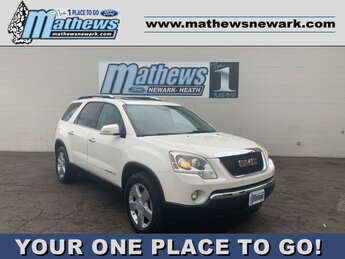 2008 GMC Acadia SLT1 Automatic 4 Door 3.6L 6-Cylinder Engine SUV