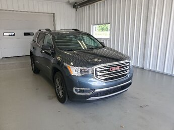 2019 GMC Acadia SLT 3.6L V6 SIDI DOHC Engine Automatic FWD 4 Door