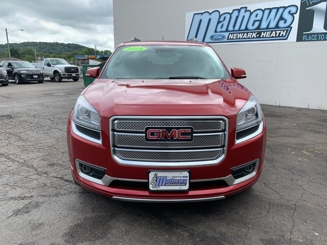 2014 GMC Acadia Denali AWD 4 Door 3.6L 6-Cylinder Engine