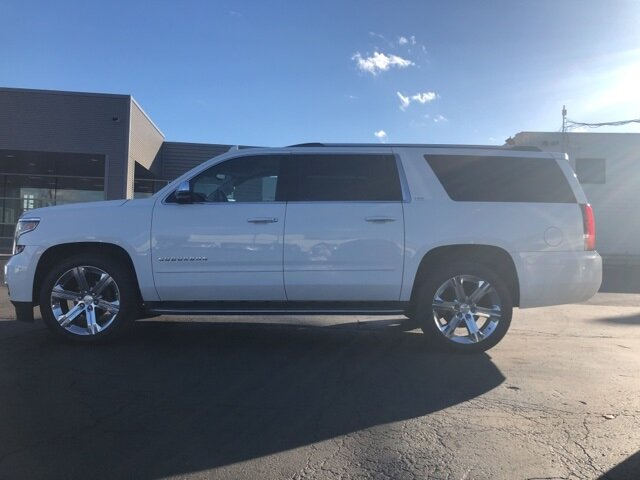 2016 Chevrolet Suburban 1500 LTZ 4X4 V8 Engine 4 Door Automatic SUV