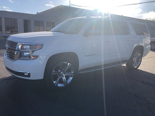 2016 Chevrolet Suburban 1500 LTZ V8 Engine SUV Automatic
