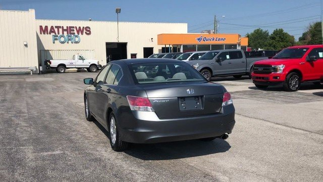 2010 Honda Accord Sdn LX-P 4 Door Sedan FWD