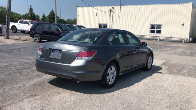 2010 Honda Accord Sdn LX-P Automatic Sedan FWD 4 Door