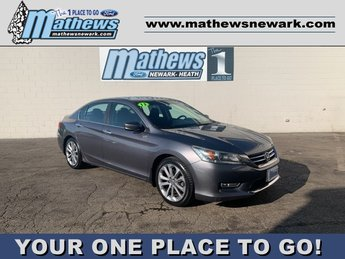 2013 Gray Honda Accord Sdn Sport 2.4L 4-Cylinder Engine Car Automatic