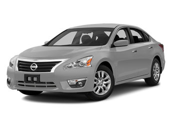 2013 Nissan Altima 2.5 S 4 Door FWD 2.5L DOHC 16-Valve I4 Engine Sedan