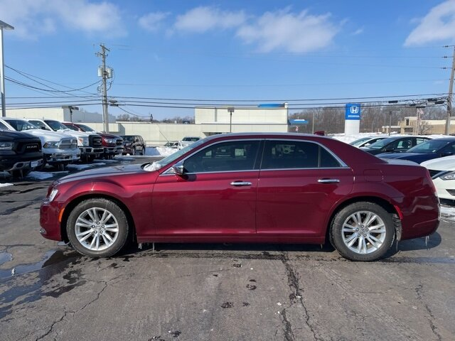 2016 Chrysler 300C 300C Car Automatic 3.6L V6 24V VVT Engine RWD