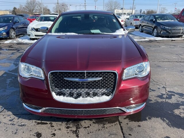 2016 Chrysler 300C 300C 3.6L V6 24V VVT Engine 4 Door Automatic RWD