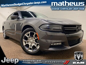 2016 Dodge Charger SXT 3.6L V6 24V VVT Engine AWD 4 Door