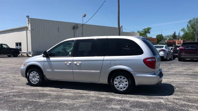 2005 Bright Silver Metallic Chrysler Town & Country LX Van FWD 3.3L OHV SMPI V6 Engine
