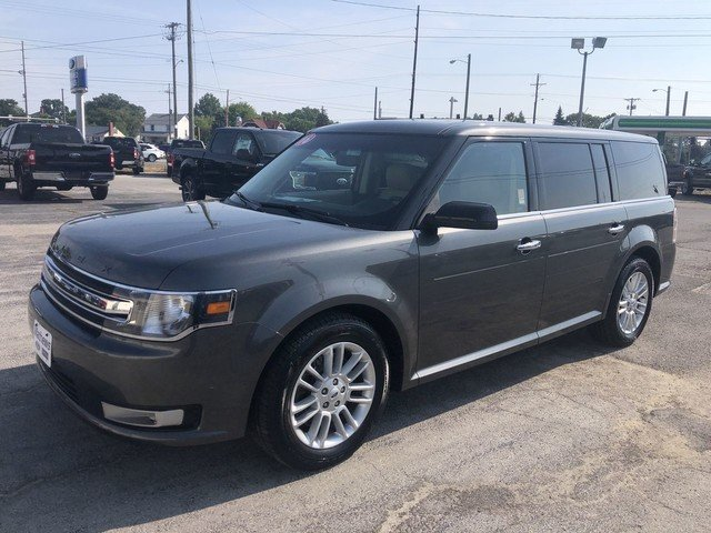 2016 Ford Flex SEL FWD 3.5L V6 Cylinder Engine 4 Door SUV