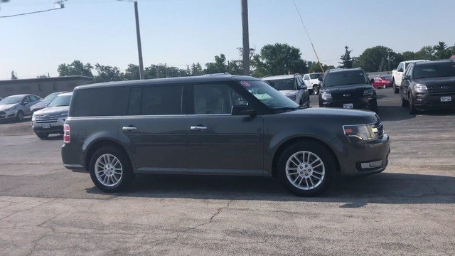 2016 Ford Flex SEL 3.5L V6 Cylinder Engine Automatic FWD