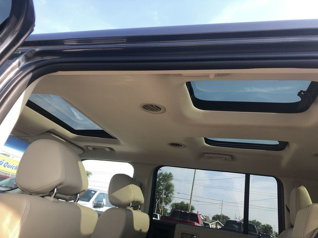 2016 Magnetic Metallic Ford Flex SEL FWD SUV Automatic