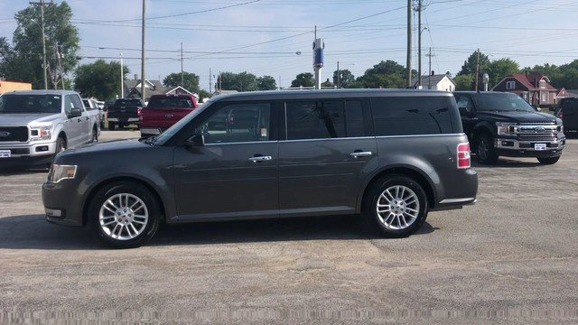 2016 Ford Flex SEL SUV 4 Door 3.5L V6 Cylinder Engine FWD