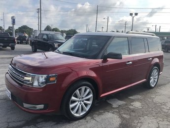 2016 Ford Flex SEL 4 Door 3.5L V6 Cylinder Engine FWD Automatic