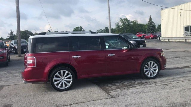 2016 Ford Flex SEL 3.5L V6 Cylinder Engine SUV Automatic 4 Door