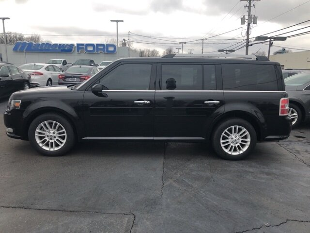2019 Ford Flex SEL AWD 3.5L V6 Ti-VCT Engine Automatic
