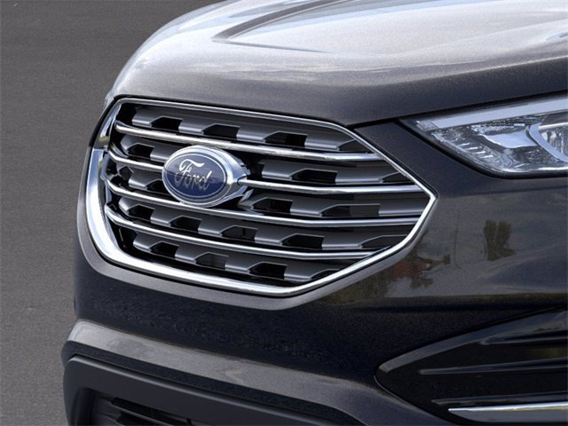 2020 Ford Edge FWD Automatic FWD SUV 4 Door 2.0 L 4-Cylinder Engine
