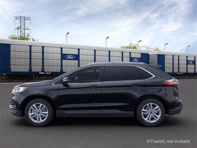 2020 Agate Black Ford Edge FWD 2.0 L 4-Cylinder Engine SUV Automatic