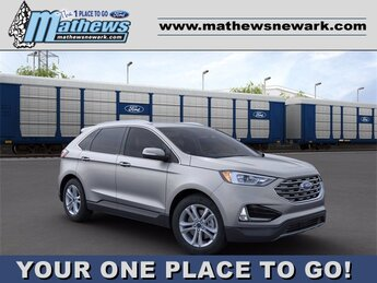 2020 Ford Edge FWD 4 Door Automatic 2.0 L 4-Cylinder Engine SUV