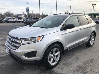 2016 Ford Edge SE SUV 4 Door 2.0L I4 Ecoboost Engine Automatic