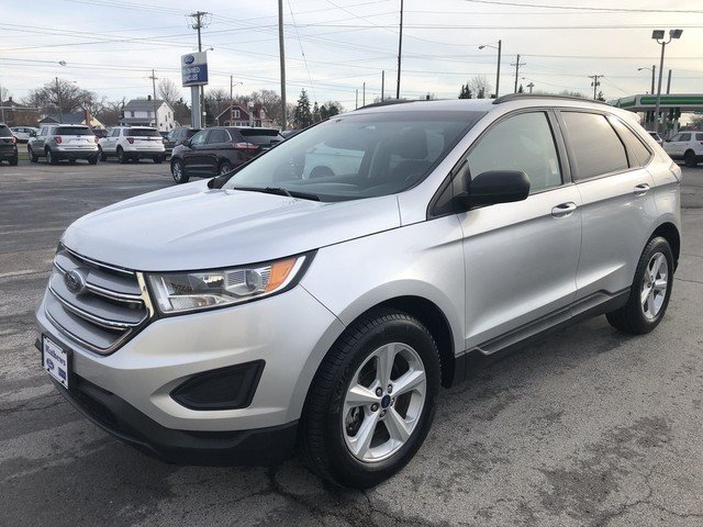 2016 Ford Edge SE 2.0L I4 Ecoboost Engine SUV 4 Door Automatic