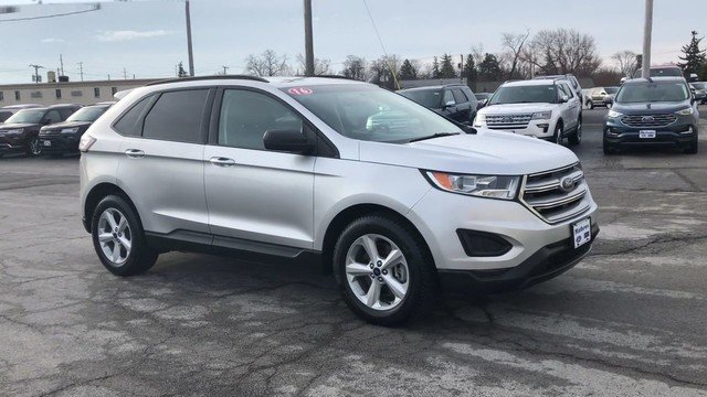 2016 Ford Edge SE Automatic AWD 4 Door 2.0L I4 Ecoboost Engine
