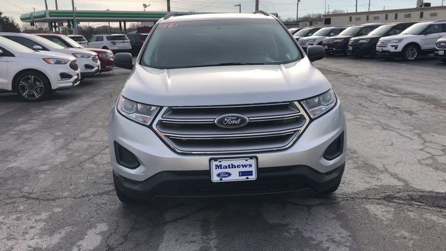 2016 Ford Edge SE AWD SUV Automatic