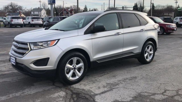 2016 Ford Edge SE 4 Door SUV 2.0L I4 Ecoboost Engine Automatic AWD