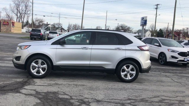 2016 Ford Edge SE AWD Automatic 4 Door SUV