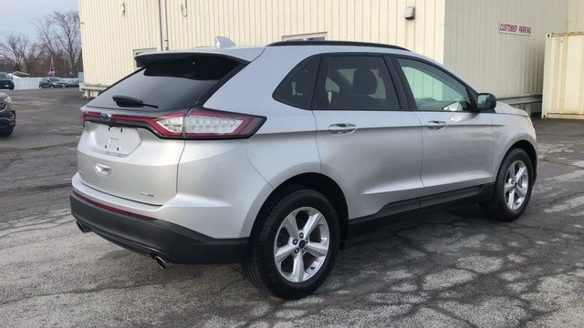 2016 Ford Edge SE SUV 2.0L I4 Ecoboost Engine Automatic AWD 4 Door