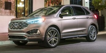 2020 AGATE_BLACK Ford Edge SE AWD 2.0 L 4-Cylinder Engine SUV 4 Door
