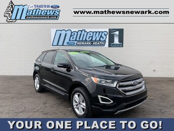 2017 Ford Edge SEL SUV Automatic AWD